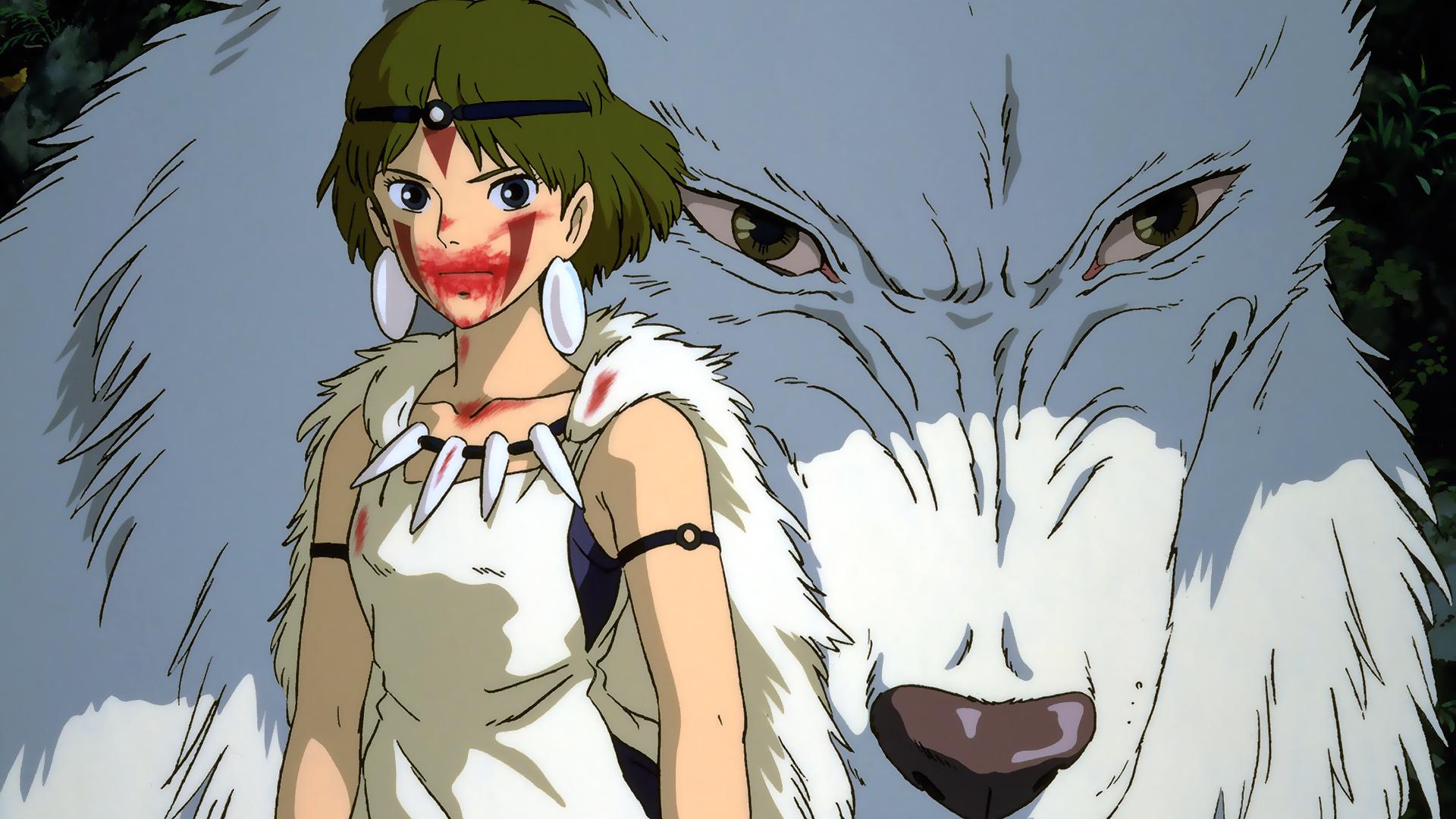 Princess Mononoke San