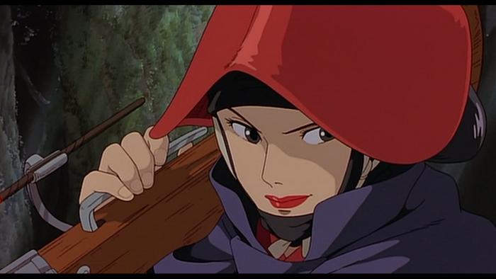 Princess Mononoke Eboshi Gozen