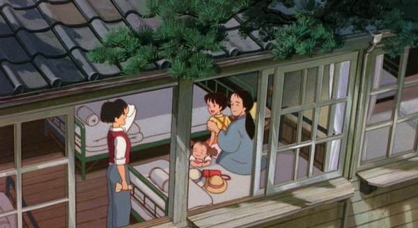 My Neighbor Totoro Kusakabe anime family