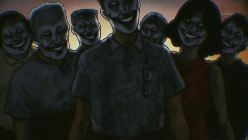 Yamishibai scary psychological scary anime horror anime