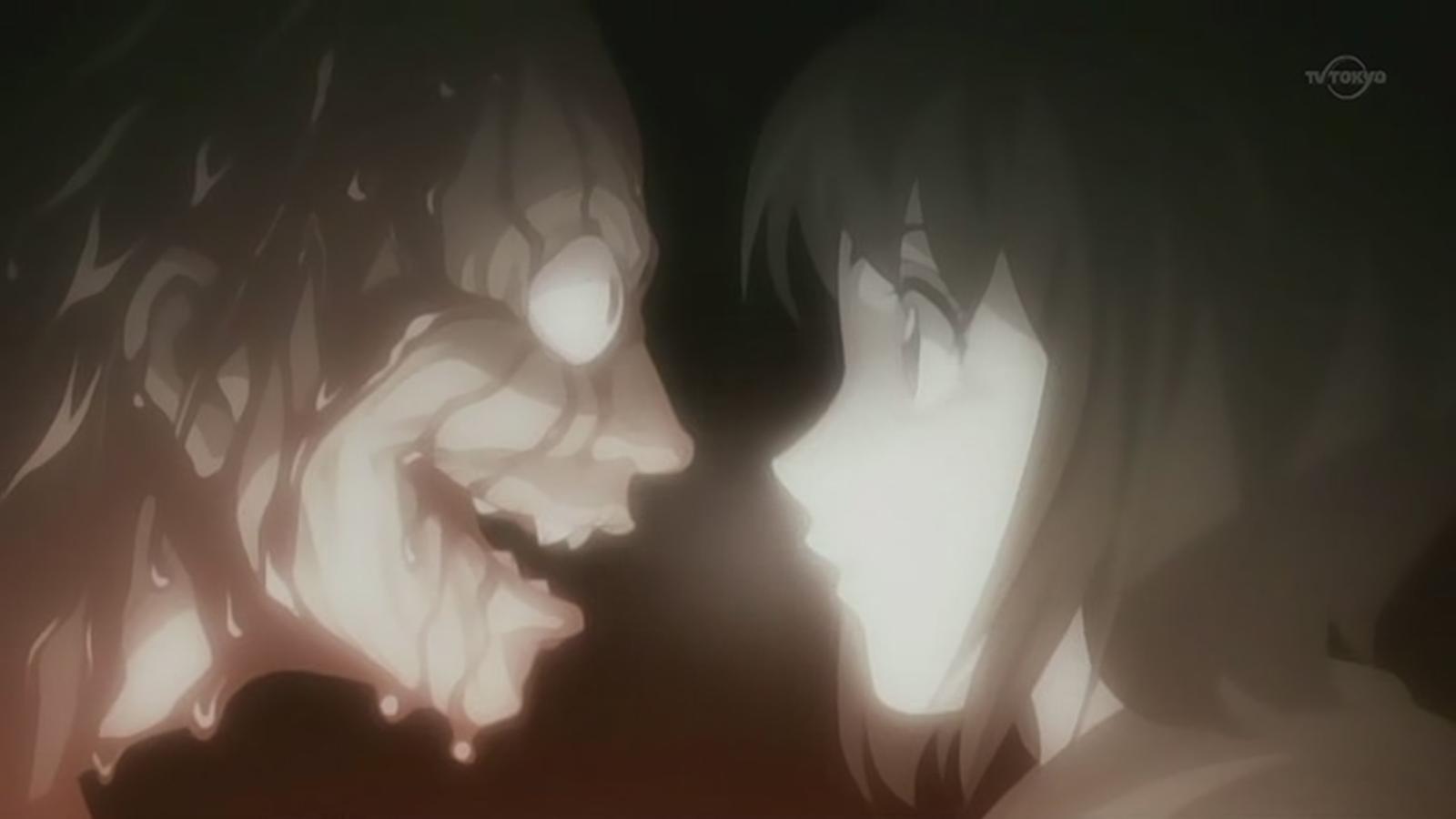 Ghost Hunt Mai Taniyama scary anime horror anime