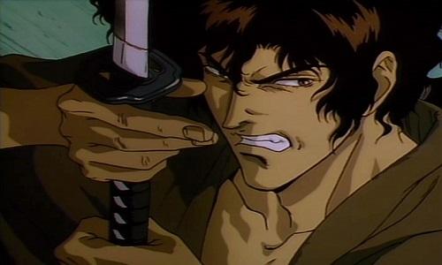Ninja Scroll: The Series, Jubai Kibagami