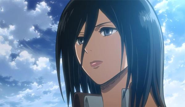 Attack on Titan Facts - Mikasa Ackerman 2