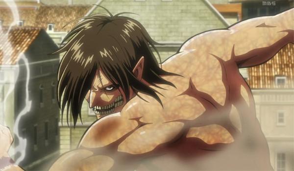 Attack on Titan Facts - Rogue Titan 2