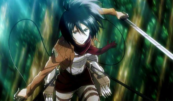 Attack on Titan Facts - Mikasa Ackerman
