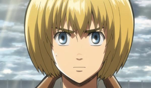 Attack on Titan Facts - Armin Arlert