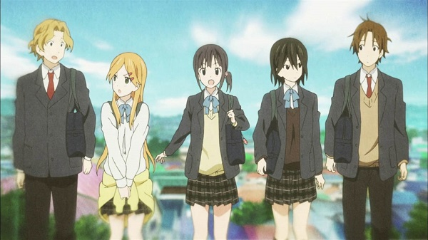 Top 20 Slice of Life Anime Kokoro Connect Student Cultural Research Club
