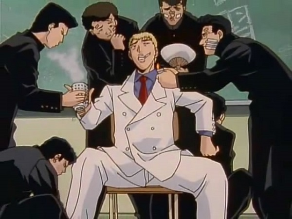 Top 20 Slice of Life Anime Great Teacher Onizuka Eikichi Onizuka Class