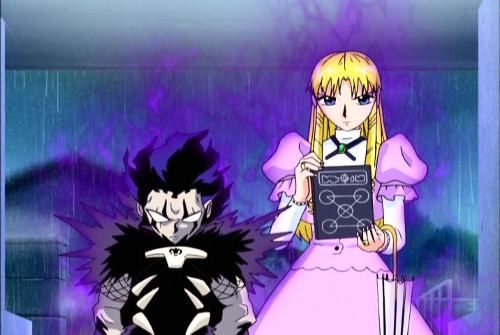 [Zatch Bell!! (Konjiki no Gash Bell!!)], Sherry and Brago, Pair Shot