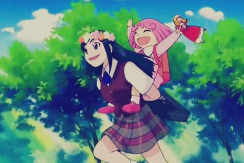 [Zatch Bell!! (Konjiki no Gash Bell!!)], Lori and Kolulu, Pair Shot