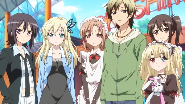 Top 20 Slice of Life Anime Boku wa Tomodachi ga Sukunai Neighbors' Club