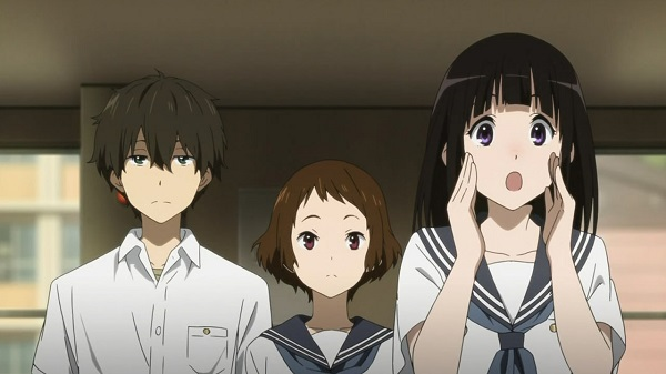Top 20 Slice of Life Anime Hyouka