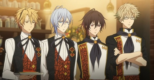 Amnesia cutest bishounen anime