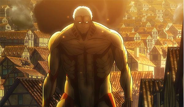 Attack on Titan Facts - Armored Titan