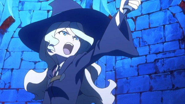 Little Witch Academia diana