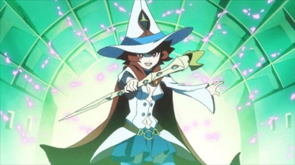 Little Witch Academia shiny chariot
