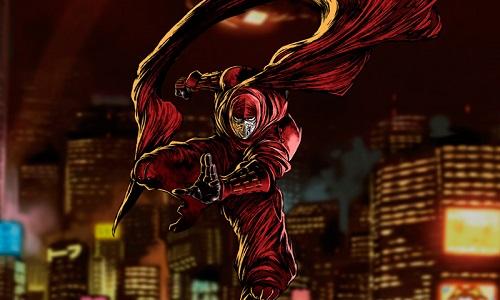 Ninja Slayer From Animation, Kenji Fujikido