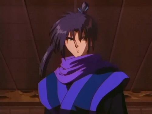 Rurouni Kenshin, Aoshi Shinomori best anime ninja warriors
