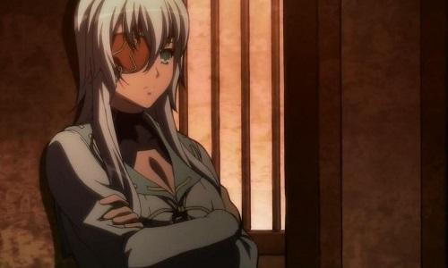Senran Kagura, Yagyuu best anime ninja warriors