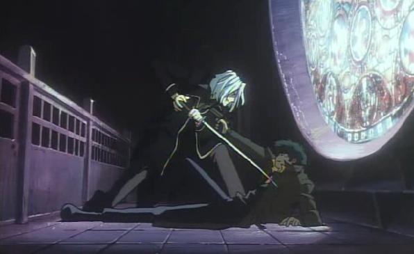 Spike vs Vicious