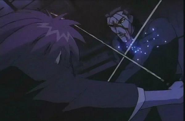 Kenshin vs Saito
