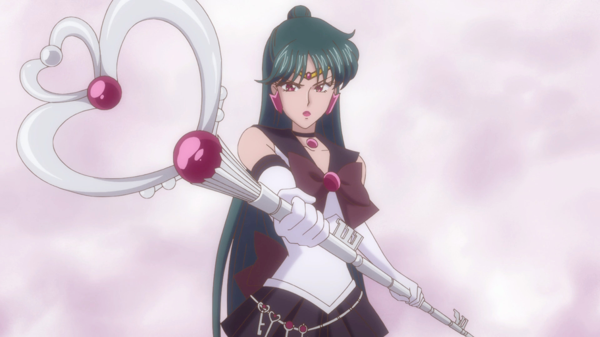 Sailor moon crystal wand