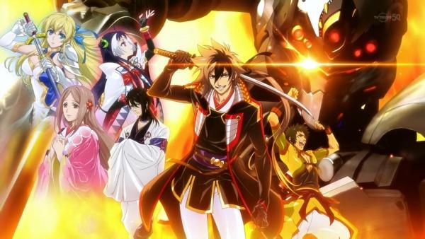 War Anime Nobunaga the Fool