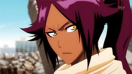 "Bleach: Yoruichi ""Goddess of Flash, Demon cat"" Shihouin"