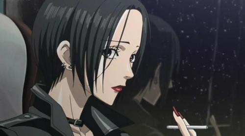 Top 20 Anime Girls With Black Hair On Mal Myanimelist Net