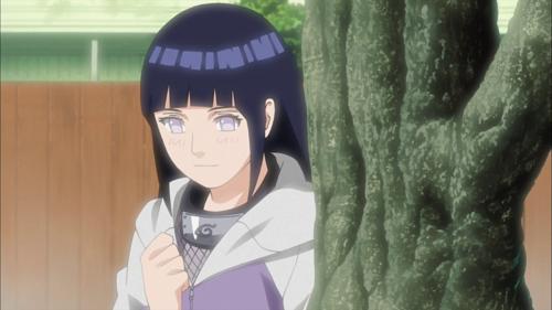 Hyuuga Hinata, Naruto