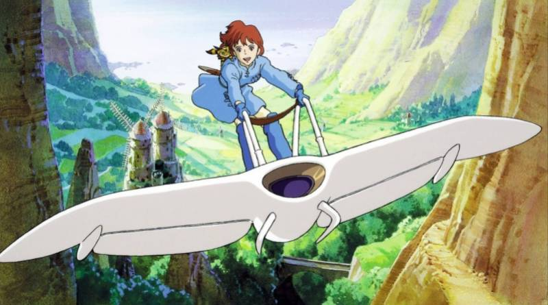 Nausicaa of the Valley of the Wind,