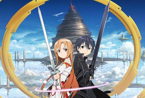 Sword Art Online!, Kazuto Kirigaya,