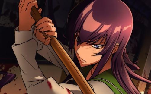 Saeko Busujima Highschool of the Dead