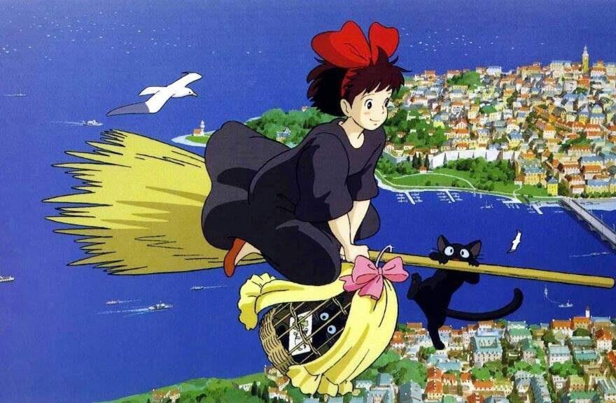 Kiki's Delivery Service: Kiki, Jiji