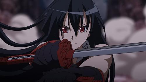 Top 20 Anime Girls With Black Hair On Mal - Myanimelistnet-6585