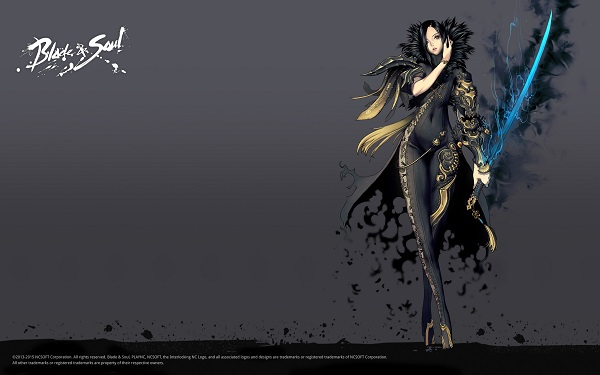 Blade & Soul Jin Game