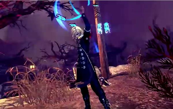 Blade & Soul Warlock Game