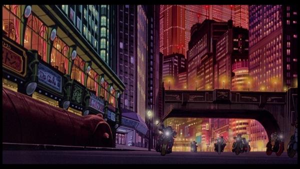 Akira anime art beautiful
