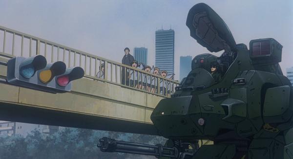 Mobile Police Patlabor 2 The Movie, beautiful anime art