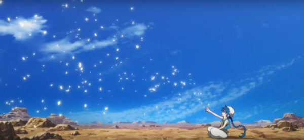 Magi: the Labyrinth of Magic, opening, op 1, Aladdin