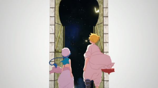 Magi: The Labyrinth of Magic, op, op1, opening, Alibaba, Aladdin