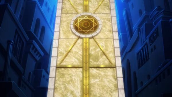 Magi: The Labyrinth of Magic, op2,