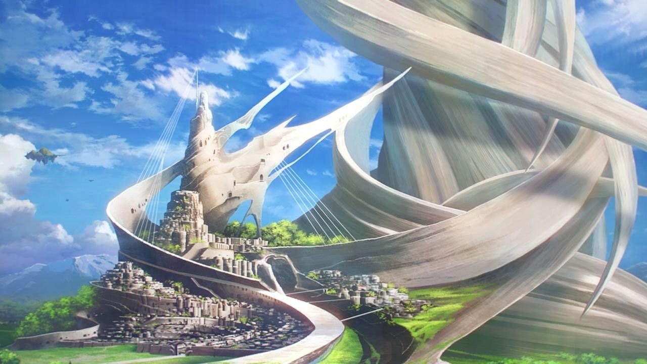 Sword Art Online Beater - World