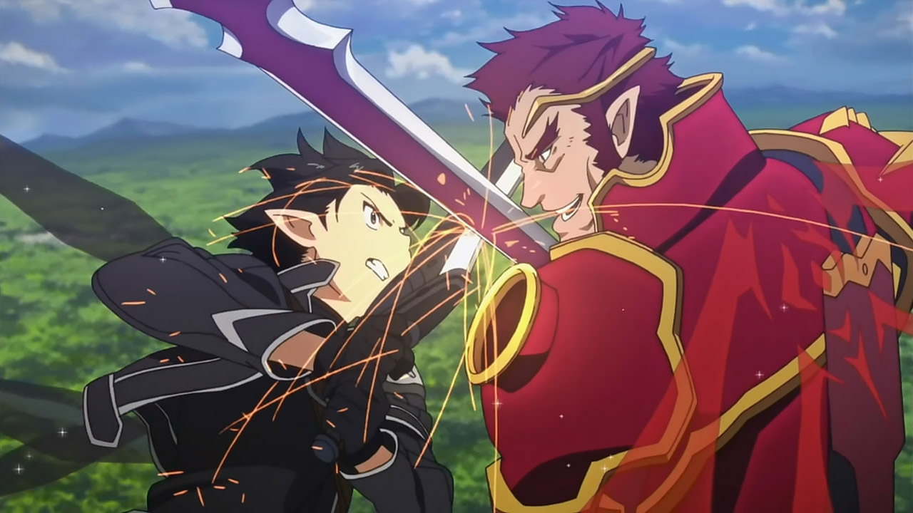 Sword Art Online Beater - Kirito Battle