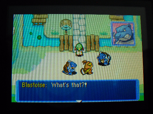 Pokemon_Mystery Dungeon Red Blue Rescue Team