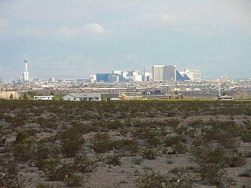 Nevada Desert Las Vegas