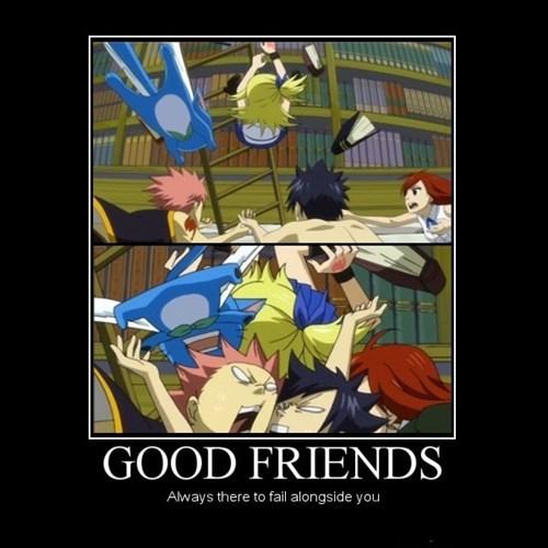 Fairy Tail Good Friends Fairy Tail memes