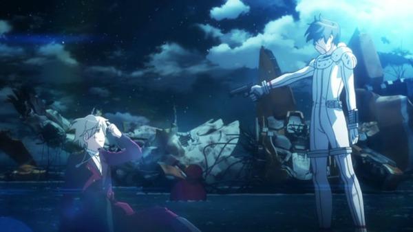 War Anime Aldnoah.Zero