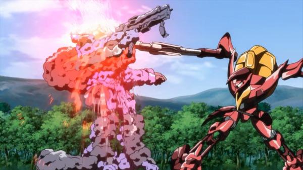 War Anime Code Geass: Hangyaku no Lelouch