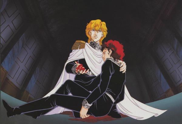 War Anime Ginga Eiyuu Densetsu